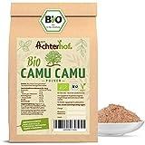 Camu Camu Pulver Bio | 500g | natürliches Vitamin C | 100% reines Fruchtpulver aus der...