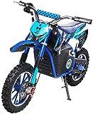 Actionbikes Motors Mini Kinder Crossbike Viper 1000 Watt - 36 Volt - Wave Scheibenbremsen...