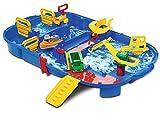 AquaPlay - LockBox - Wasserbahn als Transportkoffer mit 27 Teilen, Spieleset inklusive 1...