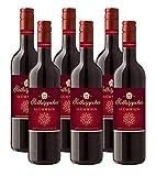 Rotkäppchen Qualitätswein Glühwein Rot (6 x 0,75l) – Aromatisch-winterlicher, roter...