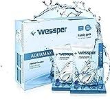 Wessper Wasserfilter Kartuschen Kompatibel mit BRITA Wasserfilter Maxtra, AmazonBasics,...