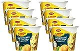 Maggi 5 Minuten Terrine Kartoffelbrei mit Creme fraiche, leckeres Fertiggericht, Instant...