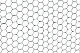 GAH-Alberts 614164 Sechseckgeflecht   verschiedene Längen und Höhen - wahlweise in...