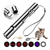 Toozey LED Pointer Katzen Hund Spielzeug Haustier LED Light Licht Pointer mit USB...