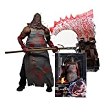 Wangzhi Resident Evil: Retribution Ax Executioner Zombie Butcher Ungefähr 7,8 Inches