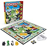 Hasbro Monopoly A6984594 Monopoly Junior, Kinderspiel, Multicolor