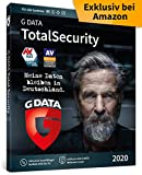 G DATA Total Security 2020 | 1 Gerät - 1 Jahr | Trust in German Sicherheit | Virenschutz für Windows, Mac, Android, iOS | DVD-ROM