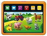 Ravensburger ministeps 4164 Mein Allererstes Tablet, Kindertablet, Lernspielzeug, Baby...