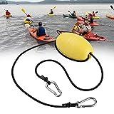 Huairdum Kajak Driftsack Leash, Kayak Fish Float, Kayak Drift Anchor Tow Nylonseil mit Eva...