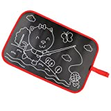Toygogo Kinder Chaos Free Kreide Coloring Board Doodle Reißbrett Bear Driving Car - Angeln Cat