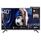 Hisense 40AE5500F 100cm (40 Zoll) Fernseher (Full HD, Triple Tuner DVB-C/ S/ S2/ T/ T2,...