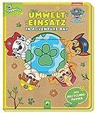 PAW Patrol - Umwelteinsatz in Adventure Bay: Vorlesebuch aus Recycling-Papier