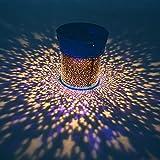 D-Rings Home Planetarium Sternenhimmel Projektor, Star Master Nachtlicht Romantische LED...