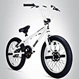 Bergsteiger Tokyo 20 Zoll BMX, Fatbike, 360° Rotor-System, Freestyle, 4 Stahl Pegs,...
