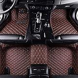 Custom Auto Fußmatten Leder Für ḄMW X5 E70 5 Seats 2007-2013(LHD), Fussmatten...