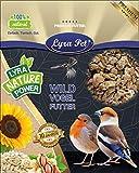 Lyra Pet® 25 kg Fettfutter 25000 g Vogelfutter HK Deutschland Amseln Beste Zutaten...