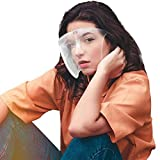 Volles Gesicht Gesichtsschutzvisiere, Niesprävention Anti-Husten Antibeschlag, Spritzschutz,...
