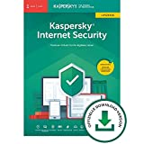 Kaspersky Internet Security 2020 Upgrade | 1 Gerät | 1 Jahr | Windows/Mac/Android | Aktivierungscode per Email