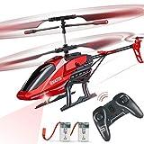VATOS Hubschrauber Ferngesteuert RC Helikopter: Höhenlage Hobby Flugzeug mit 2 Batterien...