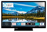 Toshiba 32W3869DAX 32 Zoll Fernseher (HD ready, Smart TV, Triple-Tuner, Prime Video, Bluetooth)