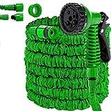KESSER® Gartenschlauch 30m Flexibler Basic Wasserschlauch Flexible dehnbarer...