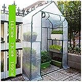 GXBCS Gartengewächshaus Tomatenhaus Treibhaus Outdoor-Gewächshaus für...