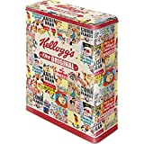 Nostalgic Art Vorratsdose, Blech, Kellogg's - The Original Collage, 5 x 8 x 26 cm