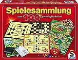 Schmidt Spiele 49147 Spielesammlung, mit über 100 Spielmöglichkeiten